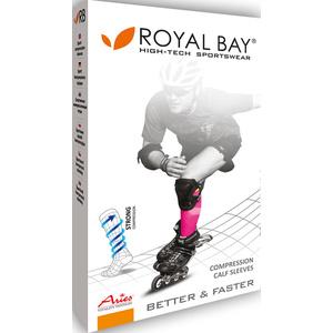 Kompresní lýtkové návleky ROYAL BAY® Classic Black 9999, ROYAL BAY®