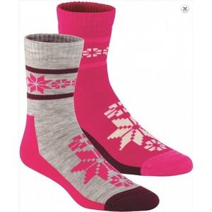 Ponožky Kari Traa RUSA WOOL SOCK 2PK SWE, Kari Traa