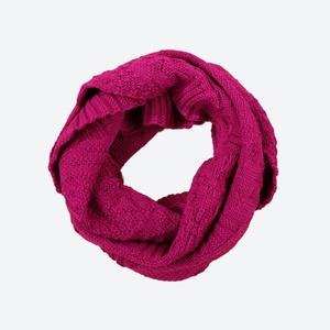 Pletený nákrčník Kama S20 114 růžová, Kama