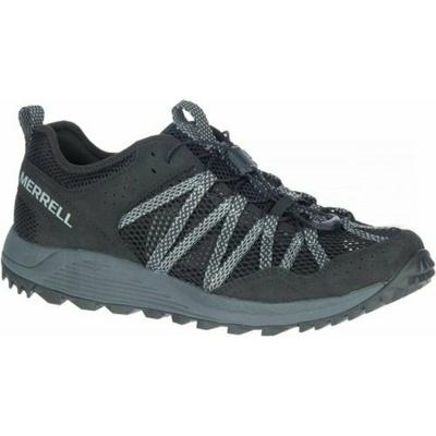 Pánské outdoorové boty Merrell Wildwood Aerosport black, Merrel