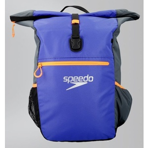 Batoh Speedo Team Rucksack III + AU GREY/BLUE 68-10382c299, Speedo