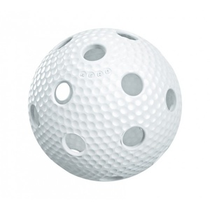 Florbalový balonek Salming Aero Plus Ball White, Salming