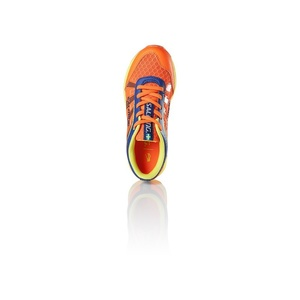 Boty Salming Speed Kid Laces Orange, Salming