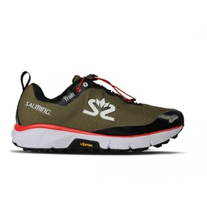 Salming Trail Hydro Shoe Women Beige/Black, Salming