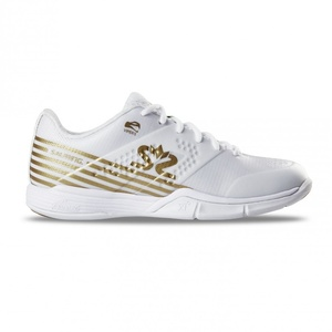 Boty Salming Viper 5 Shoe Women White/Gold
