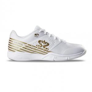 Boty Salming Viper 5 Shoe Women White/Gold, Salming