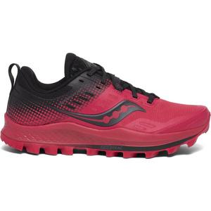 Pánské běžecké boty Saucony Peregrine 10 Red/Black, Saucony
