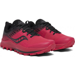 Pánské běžecké boty Saucony Peregrine 10 Red/Black