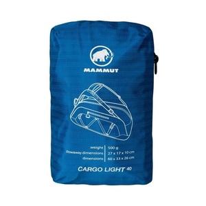 Cestovní taška MAMMUT CARGO LIGHT 40 dark cyan, Mammut