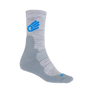 Ponožky Sensor Merino Wool Expedition šedé 15200056
