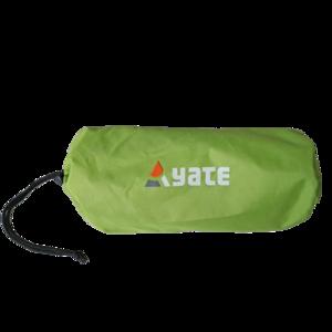 Samonafukovací polštářek YATE zelený 43x26x9 cm , Yate