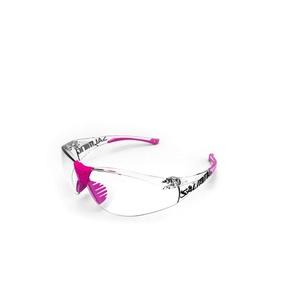 Brýle SALMING Split Vision Junior Transparent/Pink, Salming