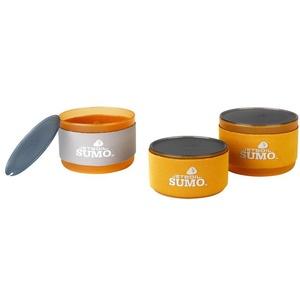 Sada misek Jetboil Sumo companion bowls, Jetboil