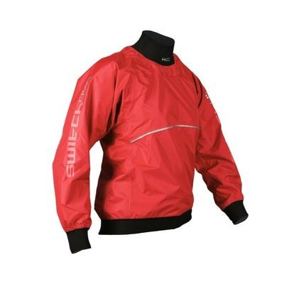 Vodácká bunda Hiko SWITCH, červená, Hiko sport