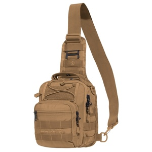 Taktická brašna přes rameno PENTAGON® UCB 2.0 coyote, Pentagon