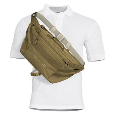 Taška přes rameno Telamon Pentagon® coyote