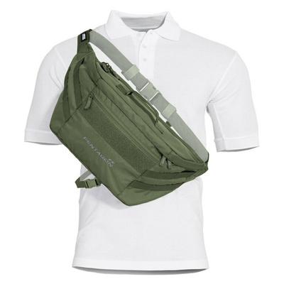 Taška přes rameno Telamon Pentagon® olive drab