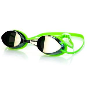Plavecké brýle Spokey SPARKI zelené, zrcadlová skla, Spokey