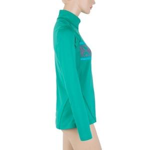 Dámské triko Sensor MERINO THERMO sv.zelená/vzor 18200055, Sensor