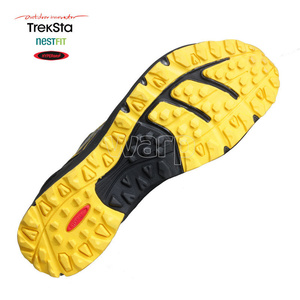 Boty Treksta Alter Ego man black/yellow, Treksta