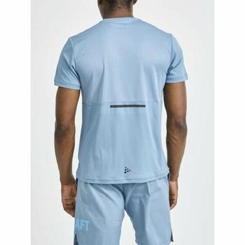 Pánské triko CRAFT Core Charge 1910664-342000 modrá, Craft