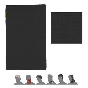 Šátek Sensor TUBE MERINO WOOL černý 16200175, Sensor