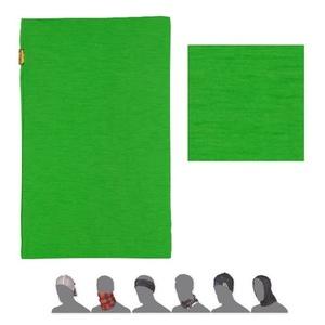 Šátek Sensor TUBE MERINO WOOL zelený 16200177, Sensor
