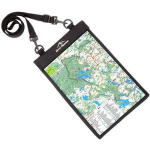 Pouzdro na mapu Fjord Nansen Map Case regular 23586
