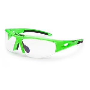 Brýle SALMING V1 Protec Eyewear Junior Gecko Green, Salming