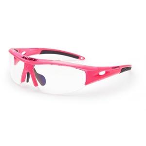 Brýle SALMING V1 Protec Eyewear Junior Knockout Pink, Salming