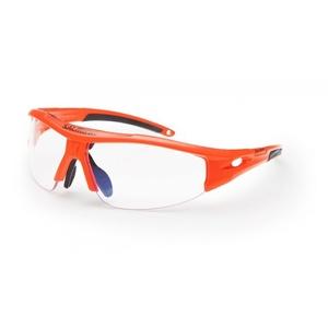 Brýle SALMING V1 Protec Eyewear Kid Orange, Salming