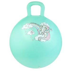 Skákací míč Spokey HASBRO 45 cm, zelený