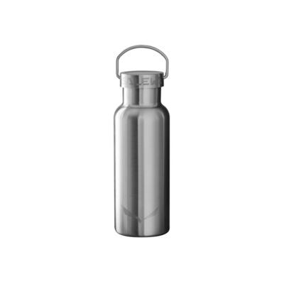 Láhev Salewa Valsura Insulated 0.45L stříbrná, Salewa