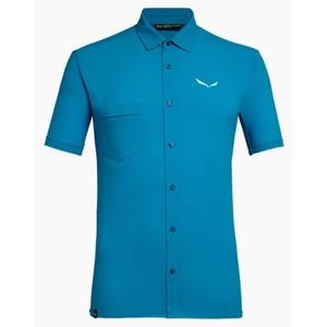 Košile Salewa PUEZ MINICHECK 2 DRY M S/S SHIRT 27736-8980, Salewa