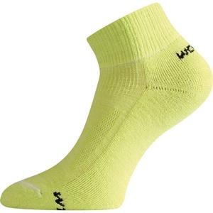 Ponožky Lasting WDL 609 zelená