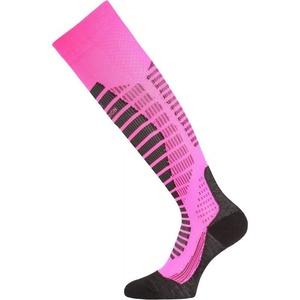 Ponožky Lasting WRO 409 růžové, Lasting