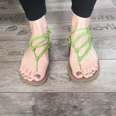 Barefoot sandály Yate Diy, Yate