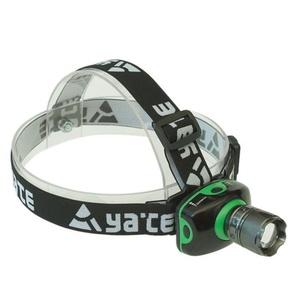 Čelová svítilna Yate LYNX 3W CREE, ZOOM XG8102 , Yate