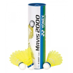 Košíčky Yonex Mavis 2000 Yellow