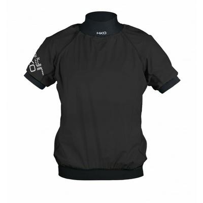 Vodácká bunda Hiko ZEPHYR krátký rukáv černá, Hiko sport