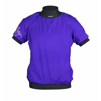 Vodácká bunda Hiko ZEPHYR krátký rukáv fialová, Hiko sport