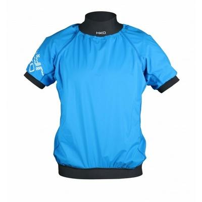 Vodácká bunda Hiko ZEPHYR krátký rukáv modrá, Hiko sport