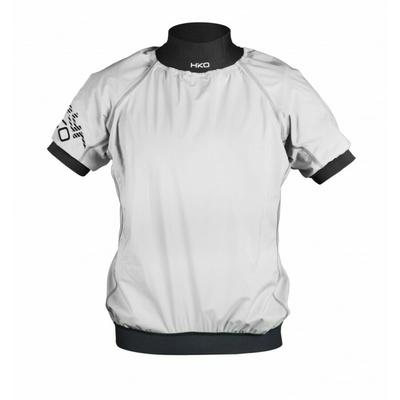 Vodácká bunda Hiko ZEPHYR krátký rukáv bílá, Hiko sport