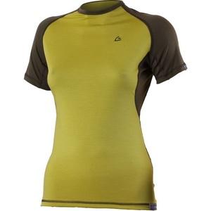 Merino triko Lasting ZITA 6463 zelené vlněné, Lasting